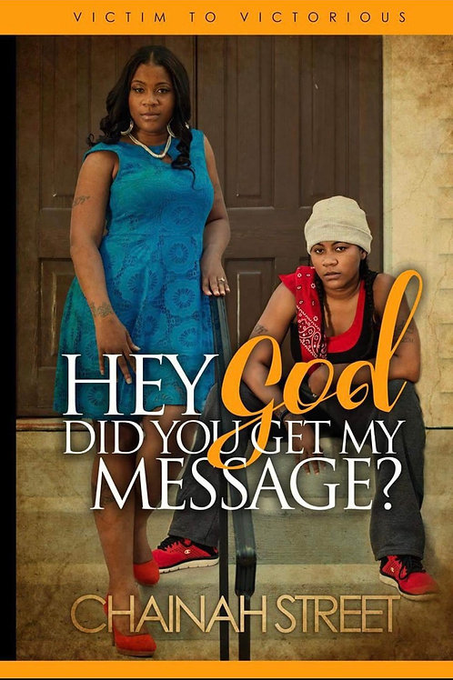 Hey god did you get my message?