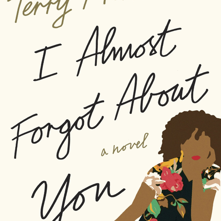 I almost forgot about you Book Review