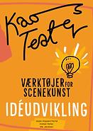 (COVER) KAOSTEATER - Værktøjer for Scenekunst - Idégenerering.png