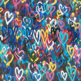 Kandy Hearts and War Crimes
