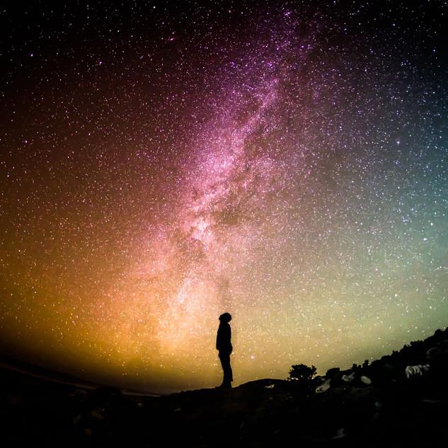 He Talks Stars