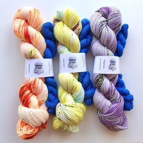 Fates Sock Sets - Thistle & Hart