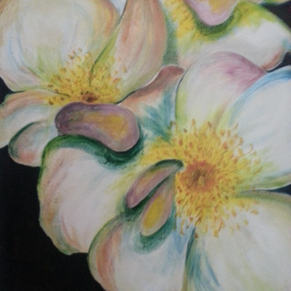 White Flowers $300