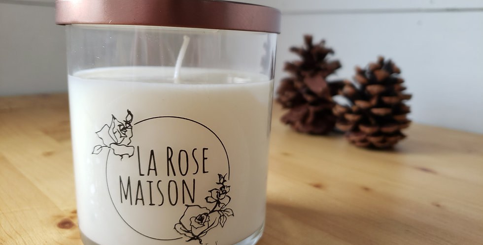 Cranberry Forest Soy Candle 8.5oz