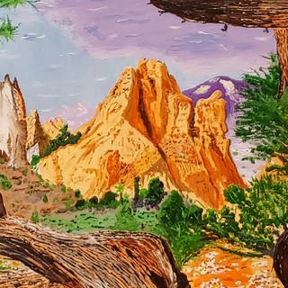 Nature Framed - Oil on Canvas - $595.jpg