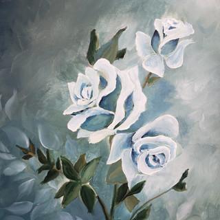 Blue Rose $150