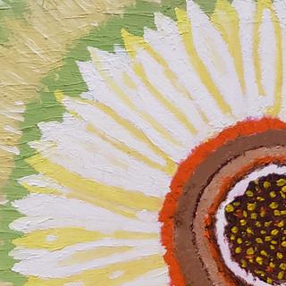 Sunflower - Oil on Canvas - $250.jpg