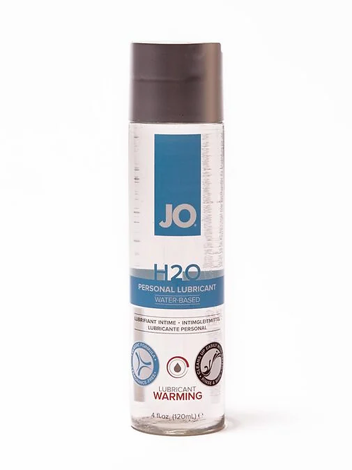SYSTEM JO H20 WARMING LUBE
