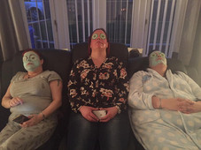 Pamper Night Winners