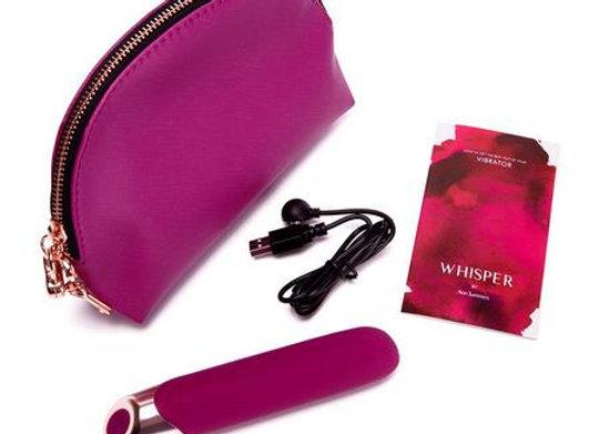 WHISPER QUIET VIBRATOR