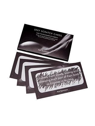 SEXY SCRATCH CARDS