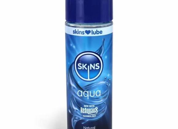 SKINS AQUA WATER-BASED LUBRICANT - 250ML