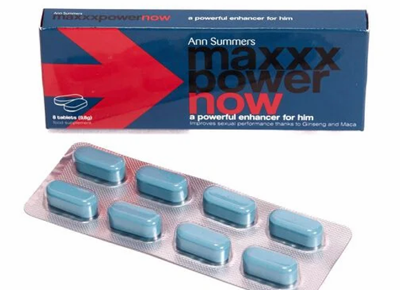 MAXX POWER FOR HIM