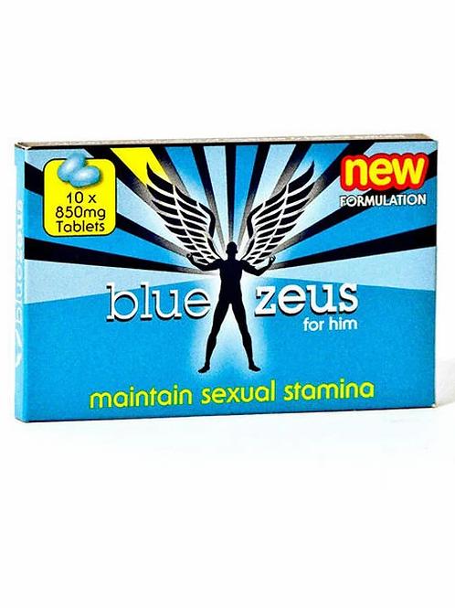 BLUE ZEUS SEXUAL STAMINA PILL