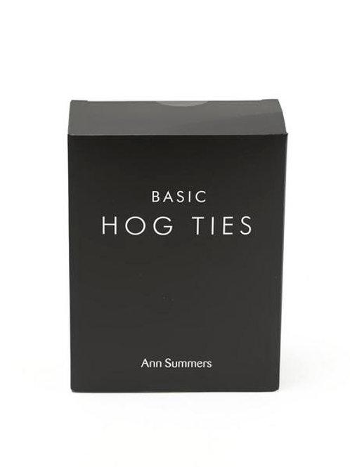 BASIC HOG TIES