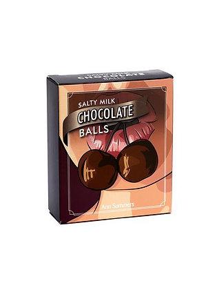 SALTY CHOCOLATE BALLS