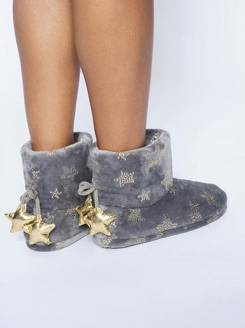 SPARKLE STAR SLIPPERS