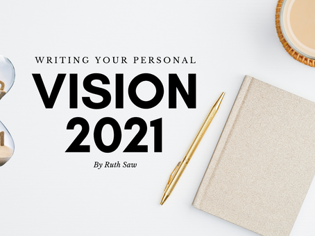 WHAT'S YOUR VISION FOR 2021?