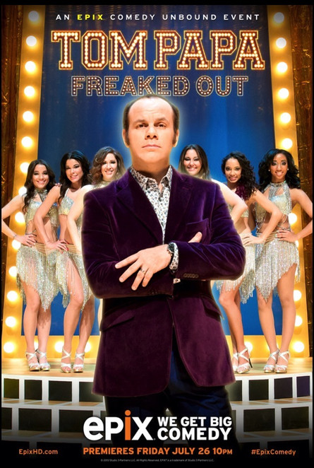 """Tom Papa """"Freaked Out"""" Comedy Special"""