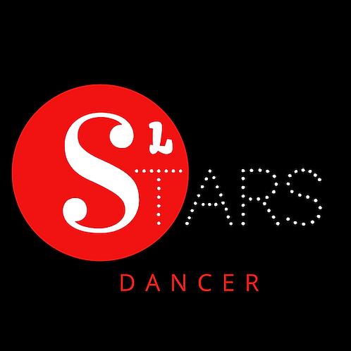 Custom SL Stars Dancer T-Shirt