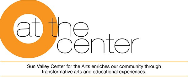 logo for Sun Valley Center for the Arts