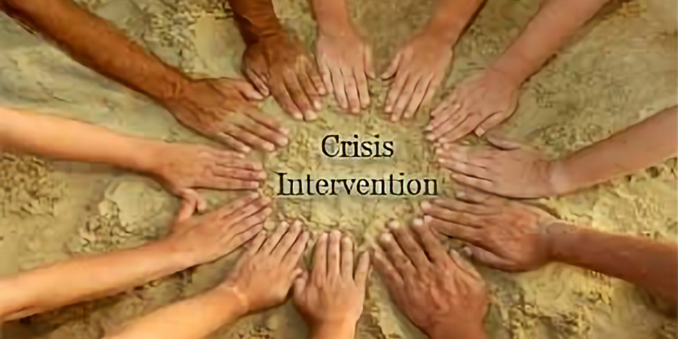 Intro to Crisis Intervention and Active Listening