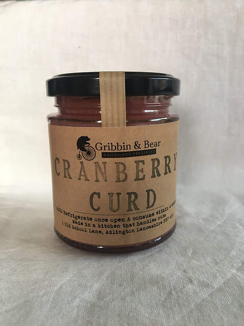 Cranberry Curd  200g