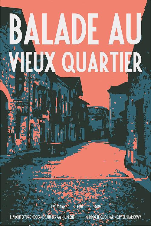 Balade Au Vieux Quartier