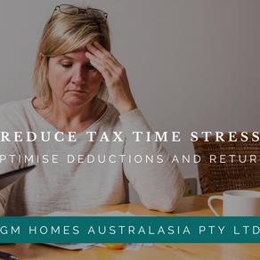 Tax Time...