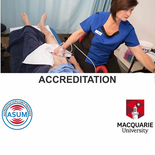 Fast-Track Ultrasound for Emergency Nurse Practitioners - 3 Day Course