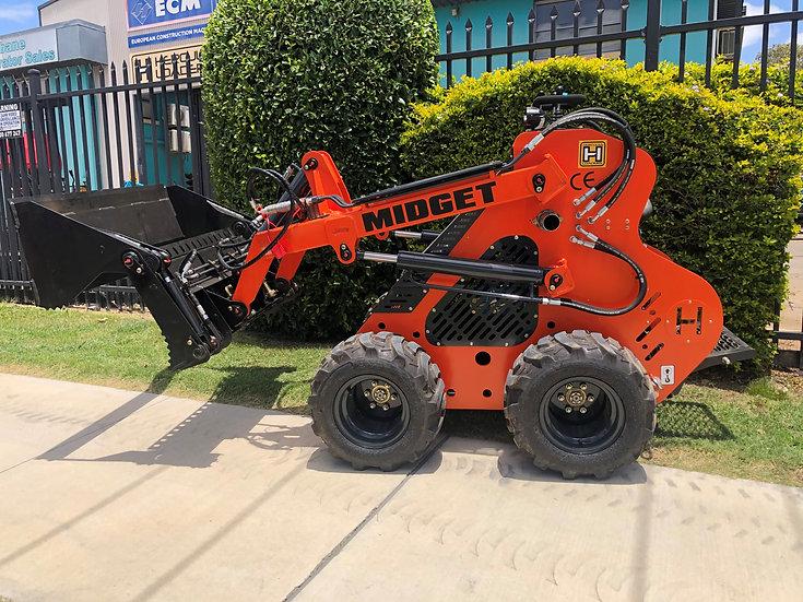New Hercules Midget MWL8 mini wheel loader