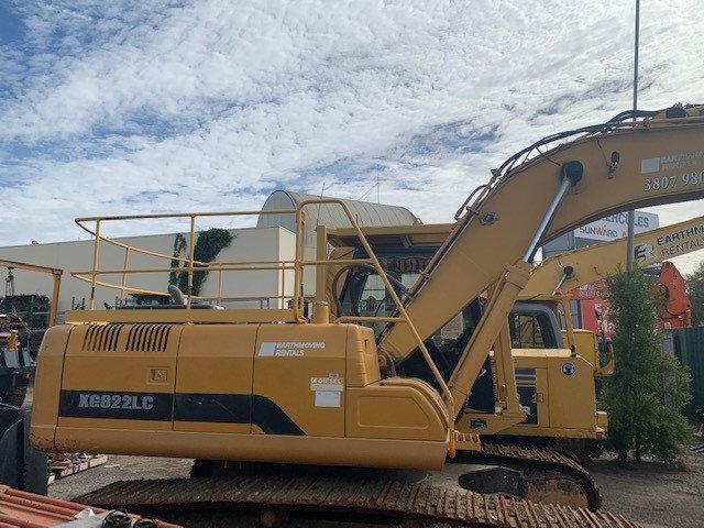 XGMA XG822LC - 22 Tonne Excavator