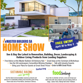 GM Homes are heading to Master Builders SA Home Show