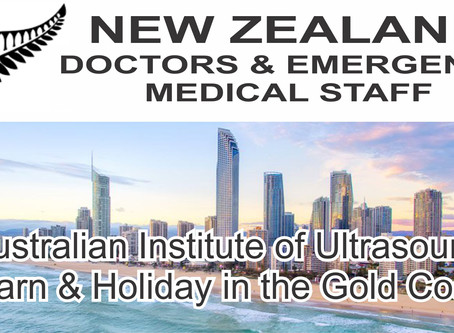 """NZ """"REAL"""" Ultrasound Courses for Emergency Medicine!"""