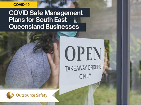 South East QLD Lockdown