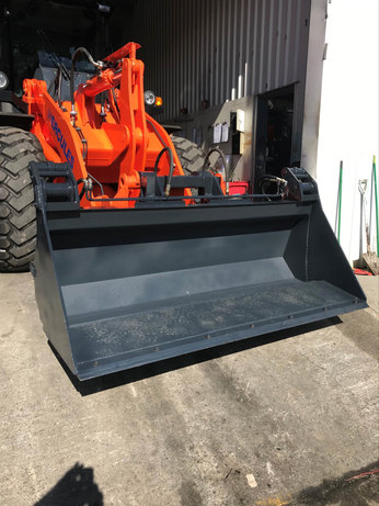 Hercules 4in1 hydraulic bucket
