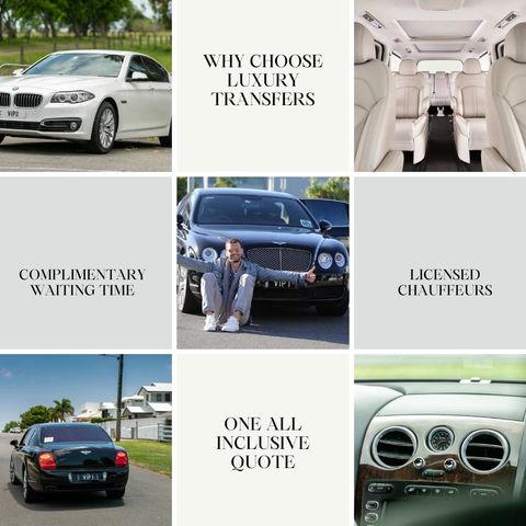 Why choose Luxury Transfers