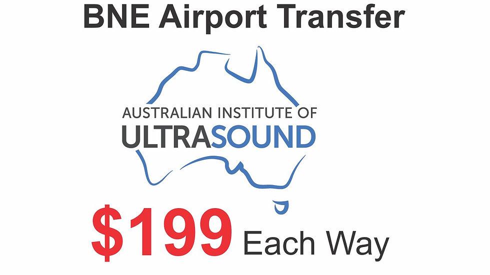 AIU Transfers: Brisbane Airport to Broadbeach