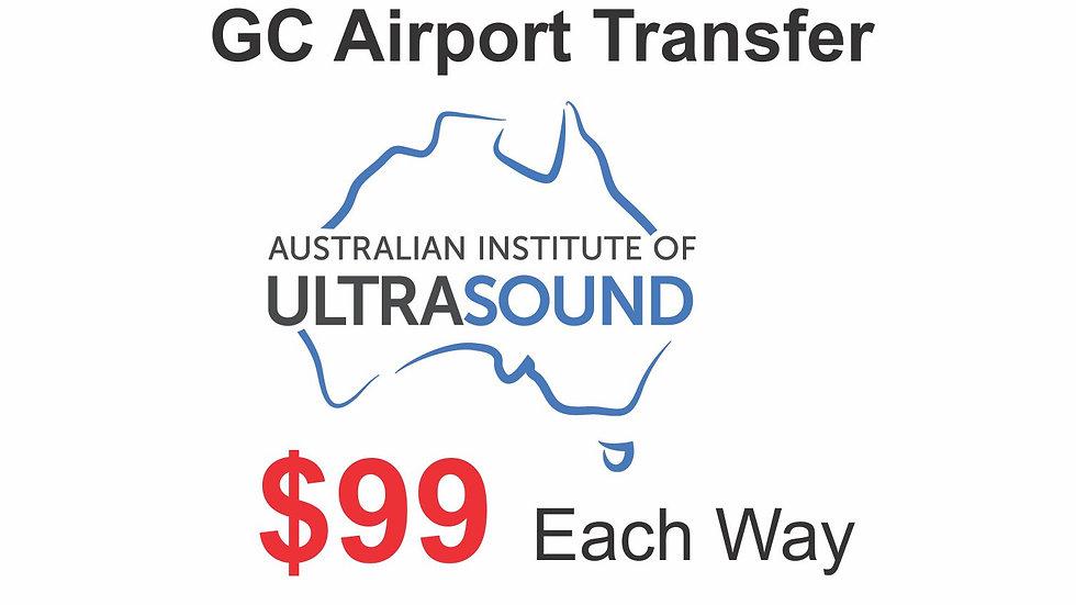 AIU Transfers: Gold Coast Airport to Broadbeach