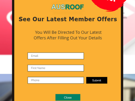 Members Only at AusRoof