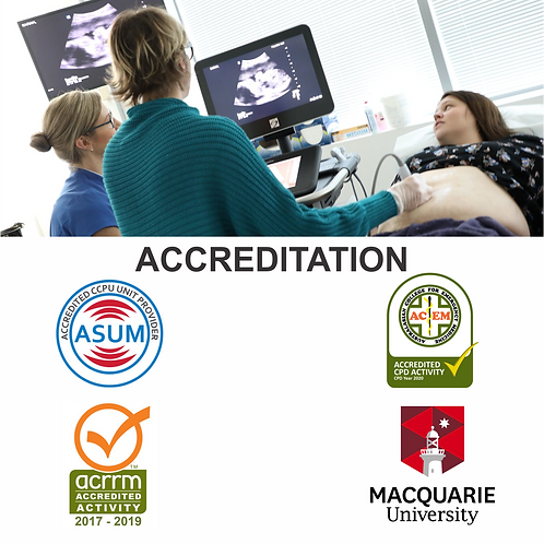 100% Pure Practical Scanning (Obstetrics) – 1 Day Course