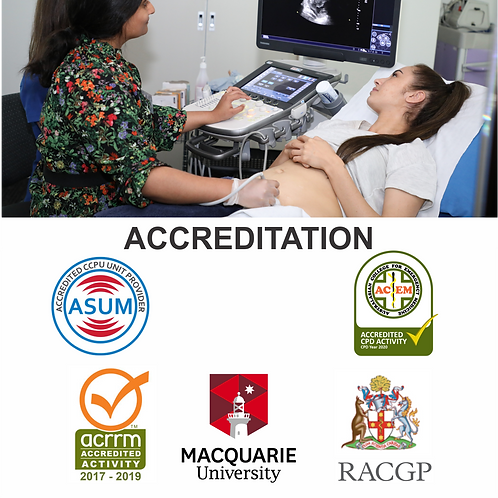 Obstetric & Gynaecological Ultrasound - 4 Day Course