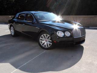Bentley W12 Flying Spur Joins Our Fleet