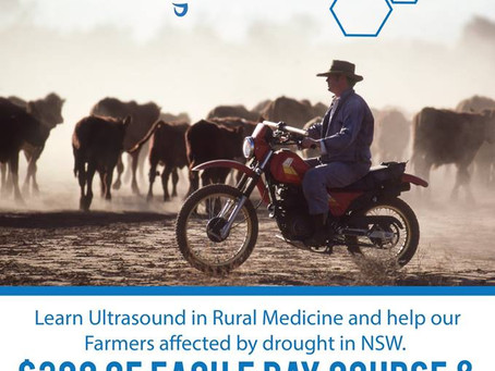 Learn Ultrasound and help our Farmers!