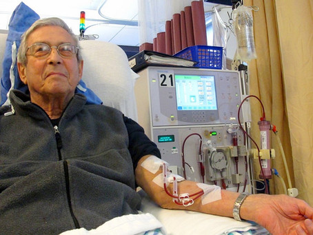 UNDERGOING DIALYSIS? DO YOU HAVE A FISTULA? YOU CAN HELP US!