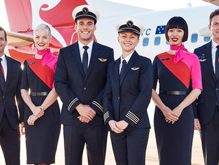 BNE QANTAS Flight Crew Transfers
