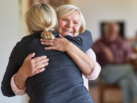 Make Mums' day by giving her the gift of Peace of Mind