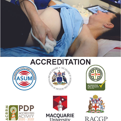 Point of Care Ultrasound Refresher - 3 Day Course