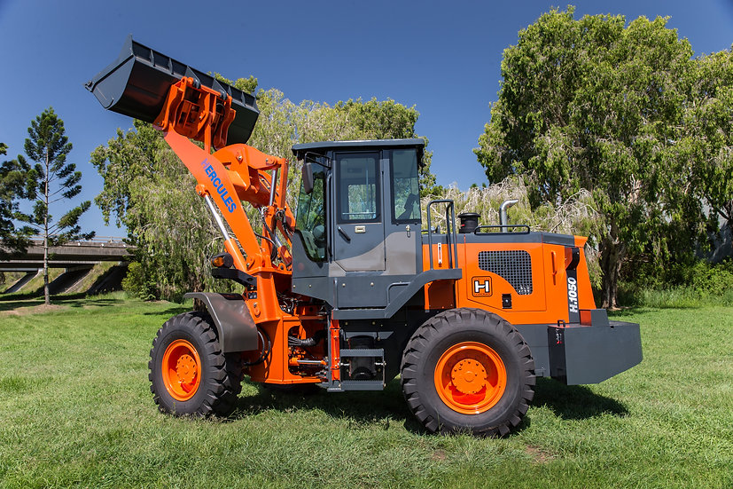 NEW 2021 NEXT GENERATION Hercules H1050 Wheeled Loader has arrived!