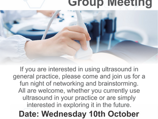 GP Ultrasound Group Meeting